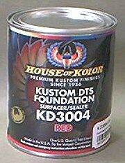 Quart Kd3004 Dts Foundation Primer Red House Of Kolor Shimrin 2