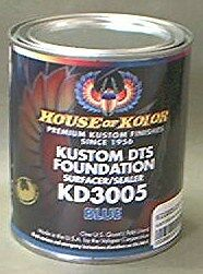 Quart Kd3005 Dts Foundation Primer Blue House Of Kolor Shimrin 2