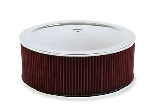 Holley Performance 120 4560 4500 Drop Base Air Cleaner Assembly