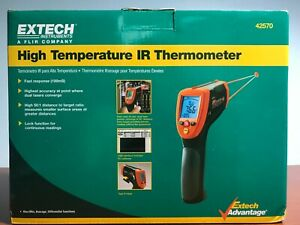 Extech 42570 High Temperature Ir Thermometer