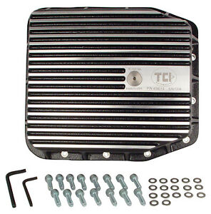 Tci Automotive Ford Aode 4r70w Max cool Pan 1 5 Extra Quarts