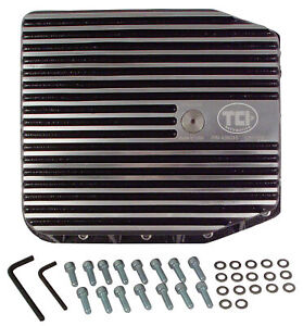 Tci Automotive Ford Aode 4r70w Max cool Pan 2 5 Extra Quarts
