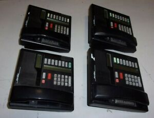 Lot Of 4 northern Telecom Meridian M7208 Nt8b30 Office Phone See Notes
