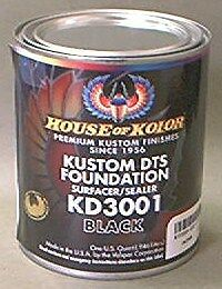 Quart Kd3001 Dts Foundation Primer Black House Of Kolor Shimrin 2