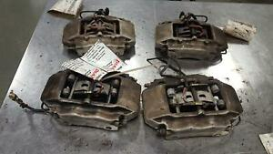 Porsche 911 Carrera Full Caliper Set Brembo Awd 4 Model 02 03 04