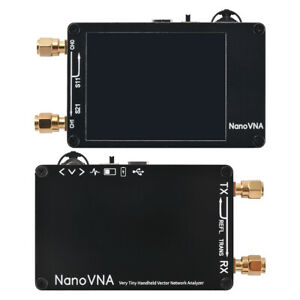 Nanovna 50khz 900mhz Vector Network Analyzer Antenna Vhf Uv Hf Vna Uhf Demo Kit