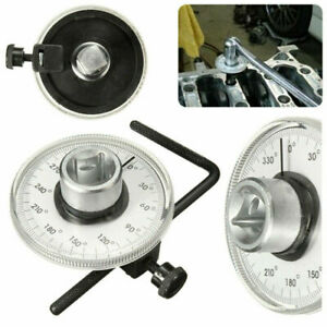 1 2 Inch Adjustable Drive Torque Angle Gauge Dial Torque Wrench Auto Hand Tools