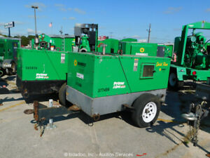 2011 Gorman rupp Pa4e71c 3tnv88 su Towable 4 Water Diesel Prime Aire Quiet Pump