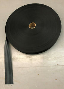 Polyester Seat Belt Webbing Black 2 13 8 Lbs We Approx 350 Ft Based On Weight