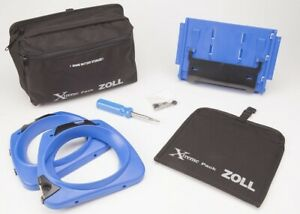 Zoll Medical 8000 0592 01 Xtreme Pack Ii Carry Case For M Series
