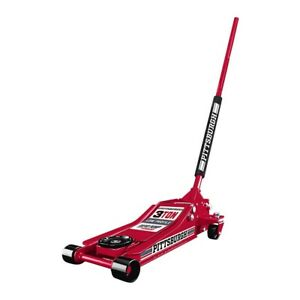 Floor Jack 3 Ton Heavy Duty Steel Low Profile Rapid Pump Car Pump Lowrider