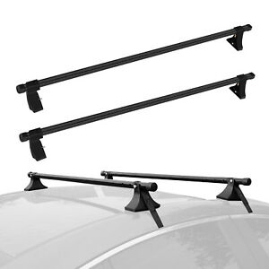 Oespec 48 Universal Roof Rack Cross Bars Luggage For 4 Door Suv Truck Jeep