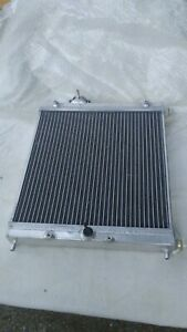 Aluminum Heat Exchanger For Air To Water Intercooler Applications Core 14 X14