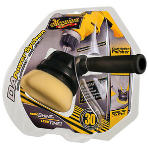 Meguiar s G3500 Dual Action Power System Tool Boost Your Car Care Arsenal Wi