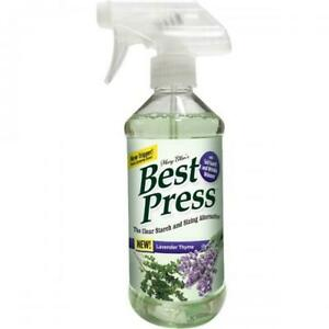 Mary Ellen#x27;s Best Press Clear Starch Alternative 16.9oz Lavender Thyme 600BP 72 $16.66