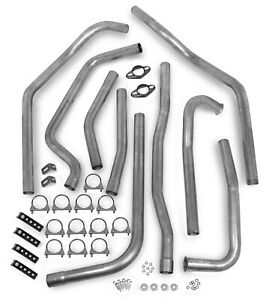 Hooker Headers 16562hkr Dual Competition Header Back Exhaust System Kit