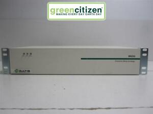 Zultys Mx250 89 00250 Unified Communications Ip Pbx Power Tested No Hdd