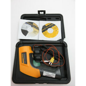 Fluke 568 Professional Ir Thermometer With Lcd Display