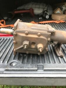 1952 1961 Ford 3 Speed Transmission Good Used
