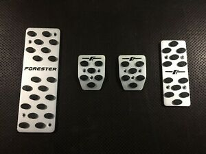 Car Pedal Covers Subaru Forester Manual Transmission