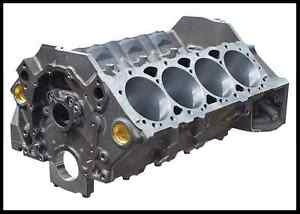 Sbc Chevy 400 427 Dart Shp Block 4 125 Fully Machined Decked Bored
