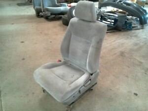 Driver Front Seat Sedan Bucket With Cloth Fits 00 02 Accord 367336