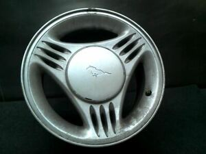 Wheel 15x7 Without Exposed Lug Nuts W center Cap Notch Fits 94 95 Mustang 356422
