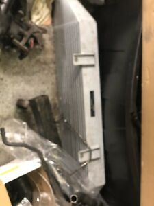 Intercooler Mishimoto For 08 14 Wrx Or Sti And Helix Down Pipe And Cobb Cai
