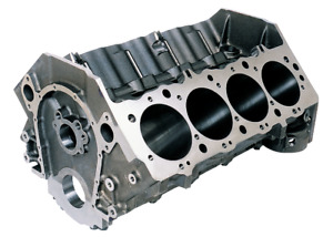 New Series Dart Bbc Engine Block 2pc Rms 4 560 Bore Std Deck 9 8 Fully Machined