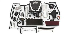 Edelbrock 1576 E force Stage 3 Pro Tuner Systems Supercharger Kit Fits Corvette