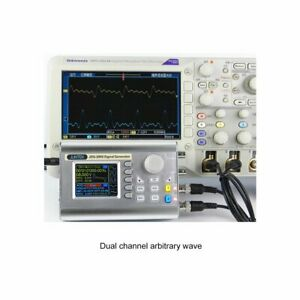 Jds2900 60mhz Digital Control Dual channel Dds Function Signal Generator Meter W