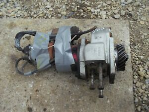 International 300 350 Utility Ih Tractor Live Hydraulic Pump Drive Distributor