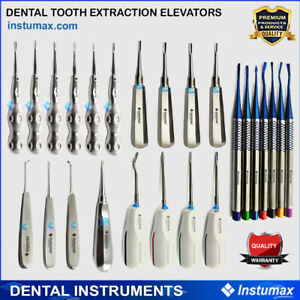 Dental Luxating Elevators Surgical Periotome Pdl Root Luxation Extracting Tools
