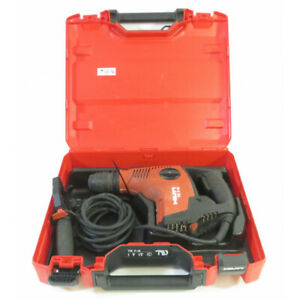 Hilti 120 volt Sds plus Te 7 c Corded Rotary Hammer Drill