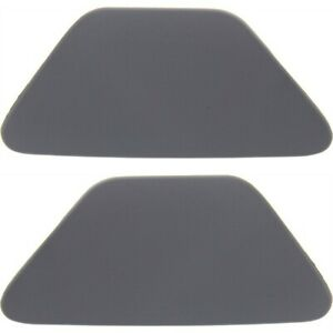 Headlight Washer Cover Set For 2011 2013 Bmw 535i Left Right 2pc