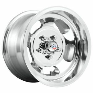 Four 4 15x10 Us Mag Indy Et 50 Polished 5x139 7 5x5 5 Wheels Rims