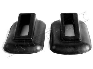 Rear Bumper Arm Grommets Fits 1938 1939 Chevrolet Master Metro Moulded Parts