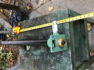 Lincoln Powermaster 82790 Pump Barrel Drum Pump New