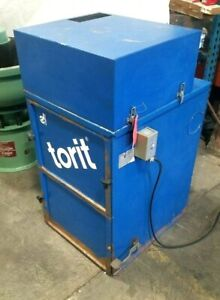 Donaldson Torit Dust Collector Filtered Industrial Vacuum High Suction