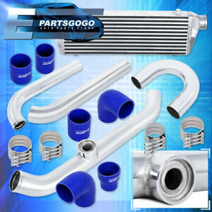 Front Mount Intercooler Turbo Piping Kit For 1989 1997 Mitsubishi Mirage