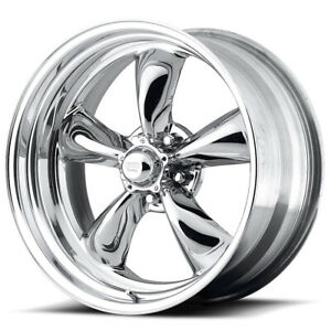 American Racing Torq Thrust Ii 17x7 5x4 5 0mm Polished Wheel Rim 17 Inch