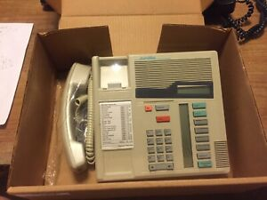 Meridian Phone M7208 Ash Color Refurbed In Box Free Shipping