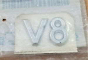 Nos 2002 10 Mercury Mountaineer V8 Hatch Letters Emblems Oem 1l2z 7842528 Pa