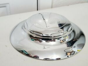 Weld Wheel Center Cap Chrome Plated Version 7 1 2 Diameter X 1 3 4 Deep New