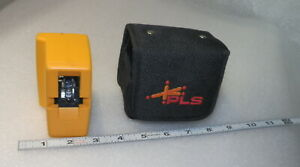 Pacific Pls2 Palm Laser Level Used With Pouch Horizontal And Vertical Self Level