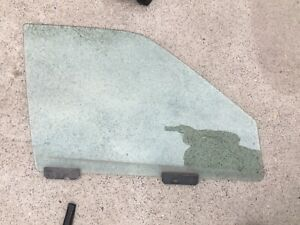 1995 Zj Jeep Grand Cherokee Limited Oem Right Front Pass Door Window Glass