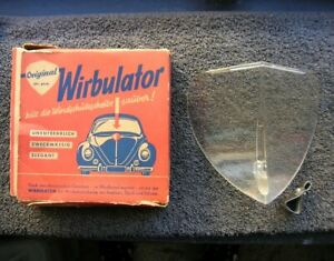 Vw Bug Beetle Heb Karmann Volkswagen Kdf Perohaus Ghe Accessories Wirbulator Nos