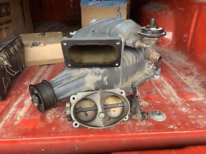 2001 2004 Ford Lightning Supercharger Eaton M112 Non Ported
