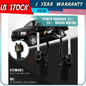 For Ford F 150 2007 2014 Al3z 16a507 a Left right Side Power Running Board Motor