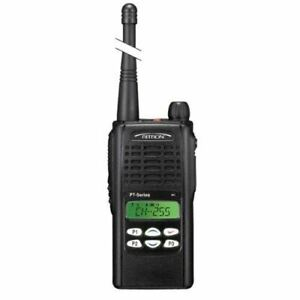 Ritron Pt 150 Professional 5 Watt Vhf Two way Radio 255 Channels